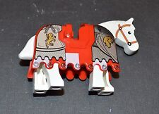 Lego Castle Lion Knights Horse with Armor Barding