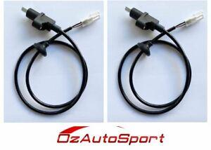 2 x Rear ABS Wheel Speed Sensor for Ford Fairlane AU1 1999 - 2000 Wagon