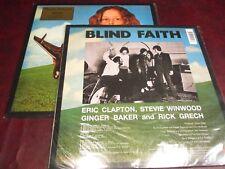 BLIND FAITH  EDITION DELUXE REUSABLE PACKAGING RARE DOUBLE BONUS SET + BOOKLET