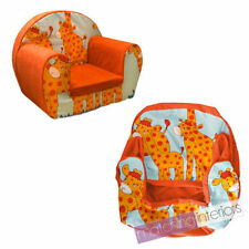 Boys & Girls' Pictorial Armchairs for Children