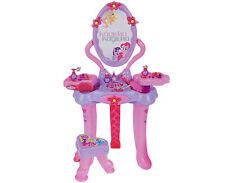 Enfants Coiffeuse avec Tabouret My Little Pony Theo Klein 5301