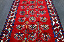 10X5 1960's Masterpiece Mint And Superb Hand Knotted Malayerr Oriental Wool Rug