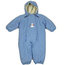 Pulcino Baby Ice Bear Light Blue Hooded Snowsuit 86/92 Eu 18/24 Months Us