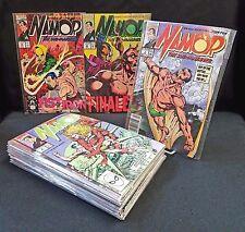 Namor The Sub-Mariner #1-25!! COMPLETE FULL JOHN BYRNE ART RUN SET! Marvel 1990