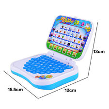 Baby Kids Multifunctional Early Learning Machine Educational Laptop Computer Toy