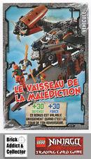 Lego ® Ninjago Carte Trading Card VF Français 2016 N°158