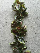 1Pcs 160cm Long Leaves Ivy 132 Leaves  Artificial Plants