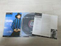 GARTH BROOKS - Ropin' The Wind 14 Tracks 1992 Korea Vinyl LP INSERT