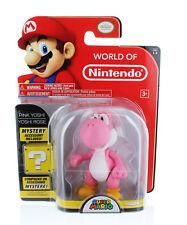 """Super Mario Bros 4"""" Figures Wave 3 Yoshi (Pink)"""