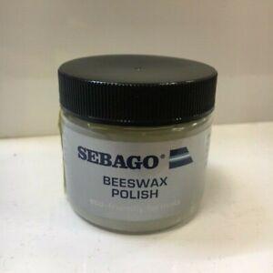 Sebago Shoes & Boots Beeswax