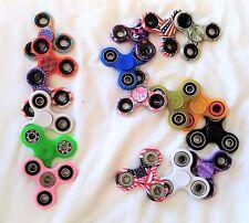 Lot of 15 Pocket Gear Gyro EDC ADHD Autism Anxiety Tri Fidget Spinner Focus Toys