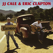 J.J. Cale & Eric Clapton ROAD TO ESCONDIDO 180g REPRISE New Sealed Vinyl 2 LP