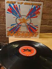 """Age Of Chance - Who's Afraid Of The Big Bad Noise? - 12"""" Vinyl Record"""