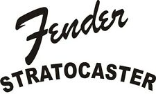 Fender Stratocaster sticker