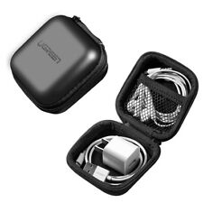 EVA Headphone Oganizer Case Bag For Airpods Earpods Wire Charger Earphone