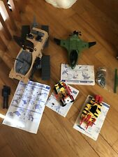 Gi Joe Vehicle Lot Not Complete Vintage