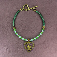 RAT CHINESE ZODIAC BRACELET Astrology Sign Totem Horoscope Lunar Year Heart