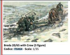 IT64641/35 Breda 20/65 with Crew