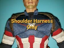 Hot Toys MMS281 Captain America Age of Ultron 1/6 Scale Shield Shoulder Harness