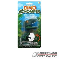 Dino Chomper The Dinosaur Arms Moving Kids Childs Pocket Money Toy