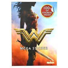 Wonder Woman Mega Sticker Book 9781911460350