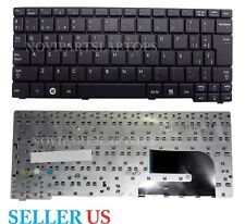 Keyboard Spanish Samsung N148 N150 NB20 NB30 N128 N145 NP-N145 Black No Frame