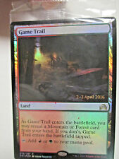 1x Foil GameTrail Shadows over Innistrad NEW IN PACKAGE Magic The Gathering MTG