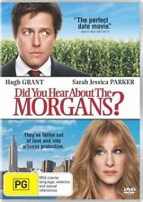 Did You Hear About The Morgans? (DVD, 2010)**R4 Terrific Condition*Hugh grant