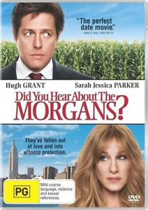 Did You Hear About The Morgans DVD Hugh grant Sarah Jessica Parker Movie - R4