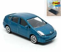 Majorette Toyota Prius Metallic Blue 1/59 292D no Package Free Display Box