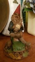Rare - SPARKY - Edition # 5 - Tom Clark Gnome - signed by Tom  - hard to find