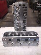 Chevrolet LS3 L76 L92 255cc 64cc Assembled Aluminum Cylinder Heads Pro Header
