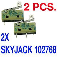 102768 Skyjack Control Handle Micro Switch Lot Of 3 Sku-04162609C