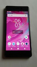 Sony Xperia F8131 - 32GB - Gray - Bell Unlocked -white patch on screen  # 147JN