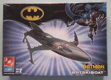 Amt Ertl Batman Batskiboat Model Kit, 2003, Sealed