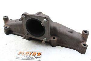John Deere 4600 4TNE84-JT46 Diesel Engine Exhaust Manifold RG61252