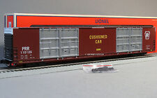 LIONEL PRR 86' HI CUBE BOXCAR 8 DOOR #110125 SCALE o gauge train 6-82422 NEW