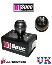 D1 SPEC HEAVY GEAR KNOB 5MT GREY CIVIC TYPE R WRX FIESTA MX5 MR2 SUPRA SKYLINE
