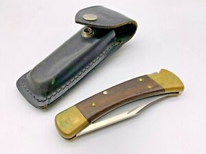 1993 Vintage Buck 110 Folding Knife with original Case
