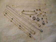 Jewelry Lot 23 Grams 14k Gold Scrap Not Scrap