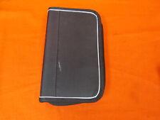 Travel Case Black For Nintendo DS DSi 3DS Sony PSP Psvita Console Games 3896