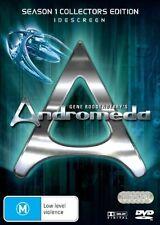 Andromeda : Season 1 (DVD, 2007, 6-Disc Set)