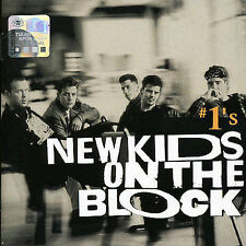 #1's by New Kids on the Block (CD, Feb-2005, 2 Discs, Sony Music Distribution (USA))