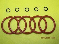 5 x O- Ring 38 x 4 Brühgruppe Kolben+ 5 x O- Ring Kolben zum Auslauf (Cremaventi