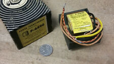 New Unused Stancor P-6490 Transformer f/ Old Ham Radio Tube Mobile Power Supply