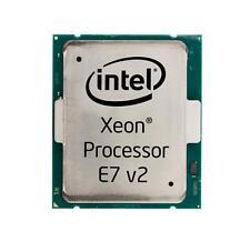 Intel Xeon  E7-4880v2 ES 2.5GHz 15 Core 8 GT/s stepping E4 Worldwide shipping