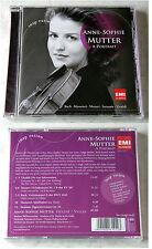 ANNE-SOPHIE MUTTER - A Portrait .. 2010 EMI Classics CD OVP/SEALED