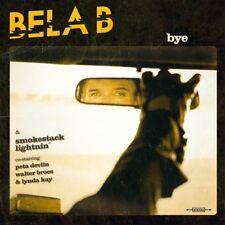 BELA B & SMOKESTACK LIGHTNIN' - BYE 2 VINYL LP + CD NEU