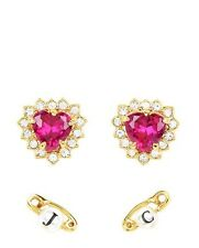 JUICY COUTURE ROYAL PUNK STUD EARRING SET  $58.00
