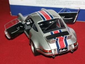 1973 Porsche 911 RSR OUTLAW with Detailed Interior Display Stand 1/18  by SOLIDO